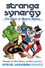 Strange Synergy cover