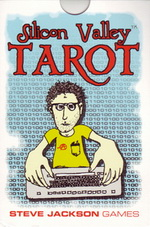 Silicon Valley Tarot cover