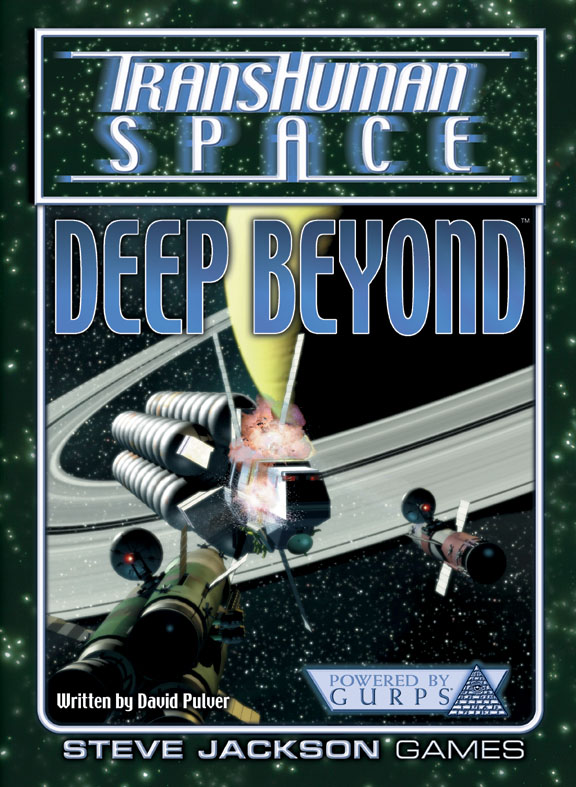 GURPS Transhuman Space: Deep Beyond