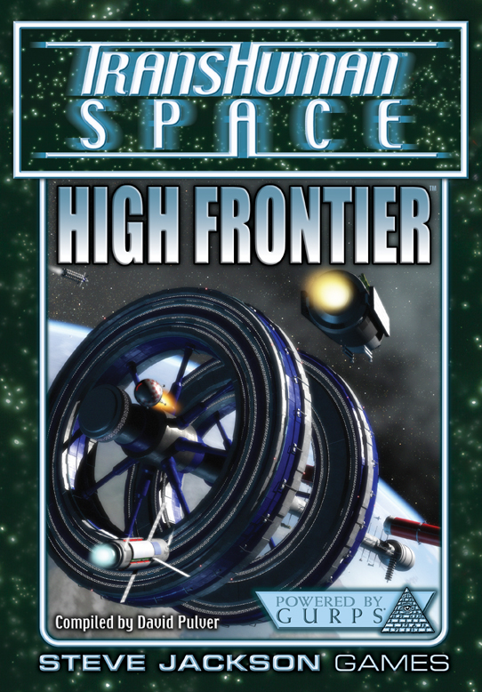 GURPS Transhuman Space: High Frontier