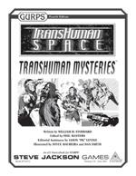 Transhuman Space Transhuman Mysteries