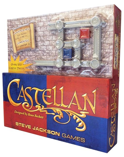 Castellan by Steve Jackson Games