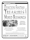 GURPS Dungeon Fantasy Treasures 4: Mixed Blessings