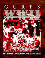 GURPS Weird War II: The Secret of the Gneisenau – Cover