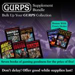 GURPS Supplement Bundle